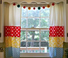 creative beauty diy kitchen window treatment ideas