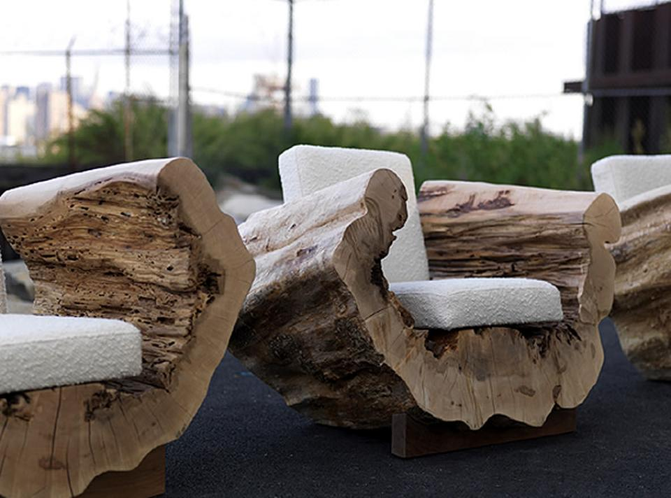 Creative recycled furniture for a cool looking home Creative wooden furniture