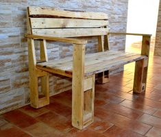 creative remarkable recycled pallet wood furniture for chair
