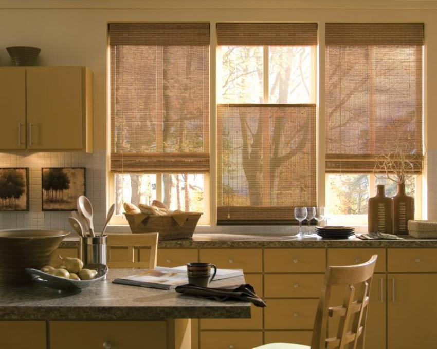 creative-slide-wood-rattan-kitchen-window-treatment-ideas