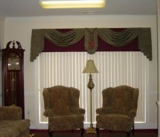 cute flat valances window treatments