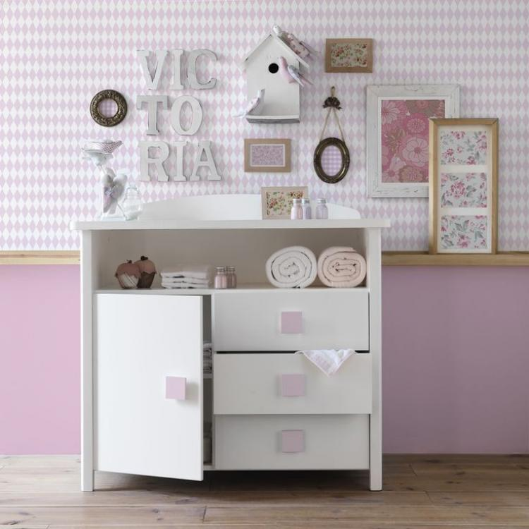Cute And Modern Baby Nursery Furniture By Cambarss Cabinet