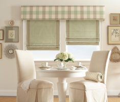 cute diy flat valances window treatments