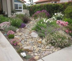 cute landscaping ideas for front yard no grass