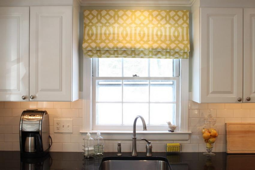 cute-small-kitchen-window-treatment-ideas