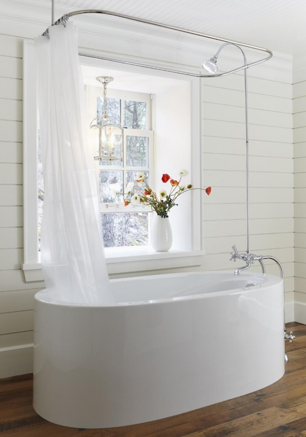 cute small freestanding bathtubs with shower with 15 ultimate bathtub and shower ideas ultimate home ideas