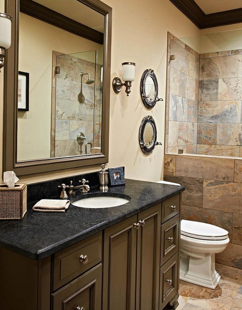 3 easy steps to remodelling your small bathroom page 13 for Ways to remodel a small bathroom