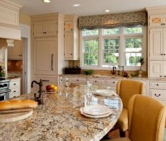 diy grey kitchen window treatment ideas