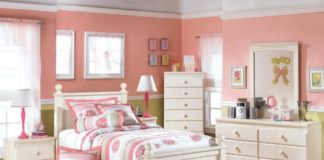 double-bed-white-bedroom-furniture-for-girls-with-drawers