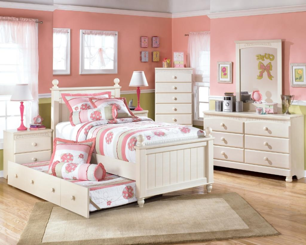 20 Beauty White Bedroom Furniture For Girls: girls white bedroom furniture