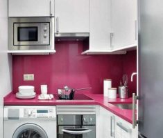 nice-microwave-wall-mounted-appliances-for-small-apartment   Home ...