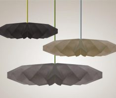 enchanting recycled furniture paper for chandelier