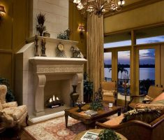 exotic mediterranean style homes interior
