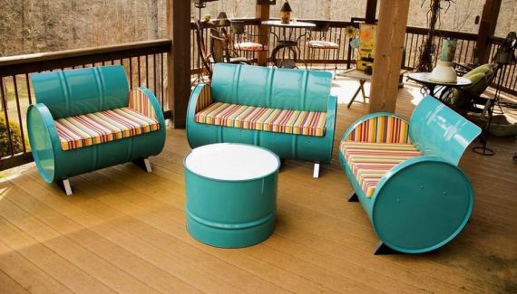 fabulous-creative-recycled-metal-furniture-of-vat-for-sofa-set