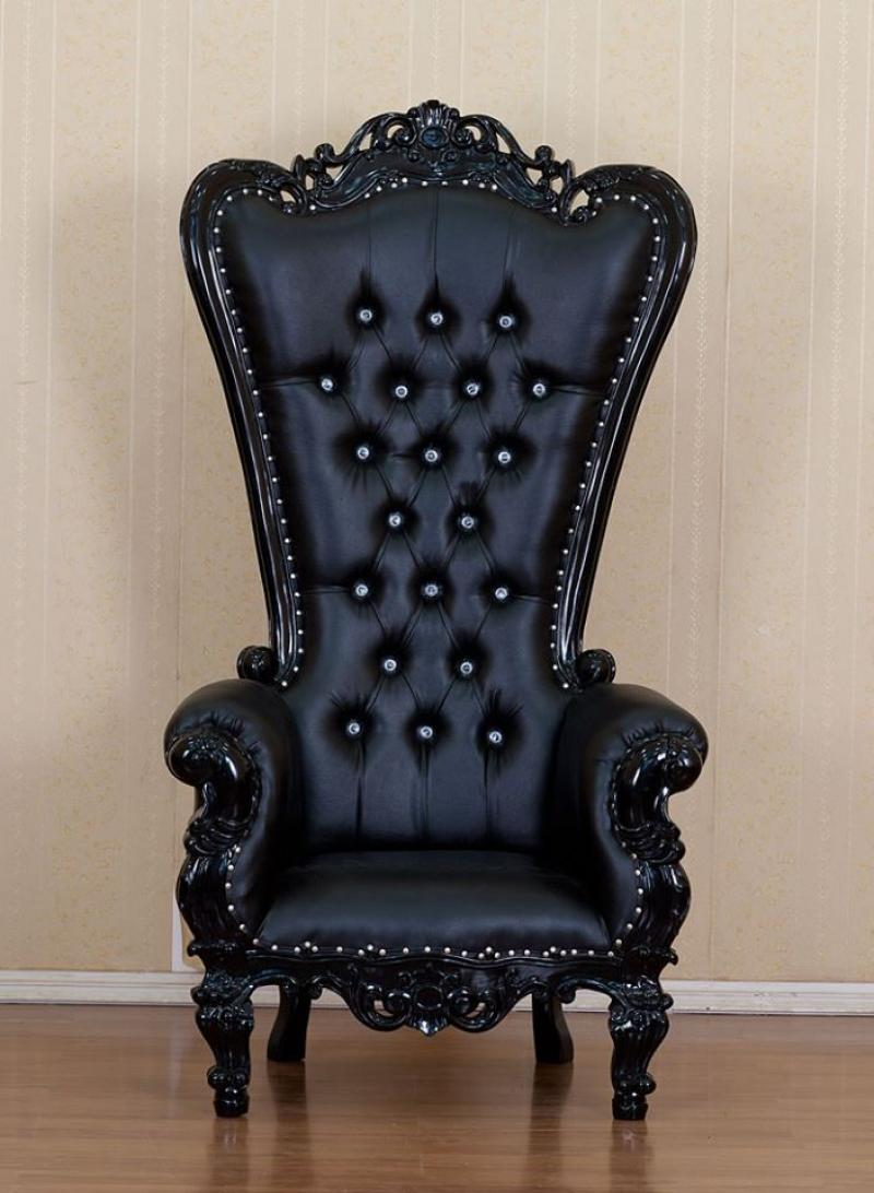 gothic-black-leather-sofa-high-backed