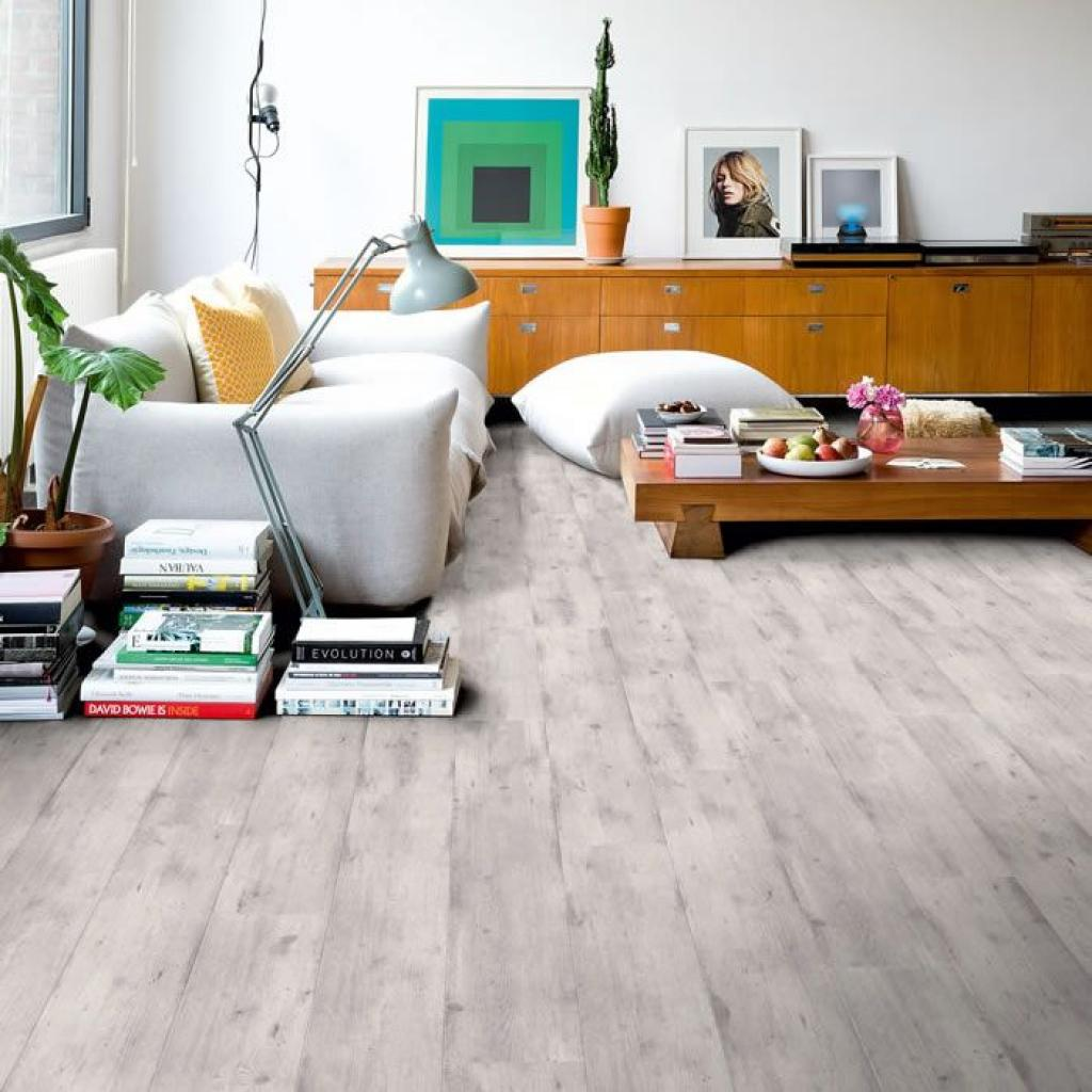 Grey laminate flooring small living room home inspiring - Carpet or laminate in living room ...