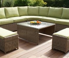 lime-green-cushion-with-traditional-rustic-rattan-corner-sofa