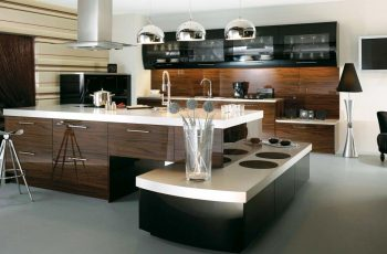 luxurious-ultra-modern-kitchen-theme-and-cabinet-appliance