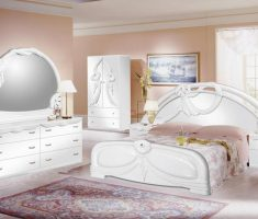 luxurious white bedroom furniture for girls