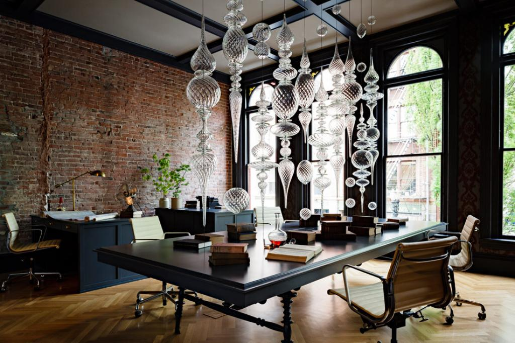 mesmerizing-victorian-gothic-style-interior-design-with-unique-glass-chandeliers