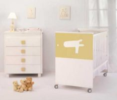 mild color theme baby nursery furniture by cambarss