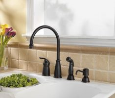 Delta Kitchen Faucet Bronze delta-kitchen-faucets-oil-rubbed-bronze-design | home inspiring