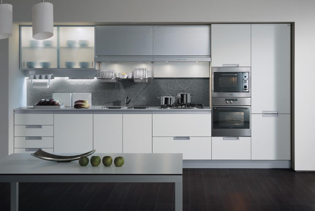 Ultra modern kitchen appliances for Stylish small kitchens