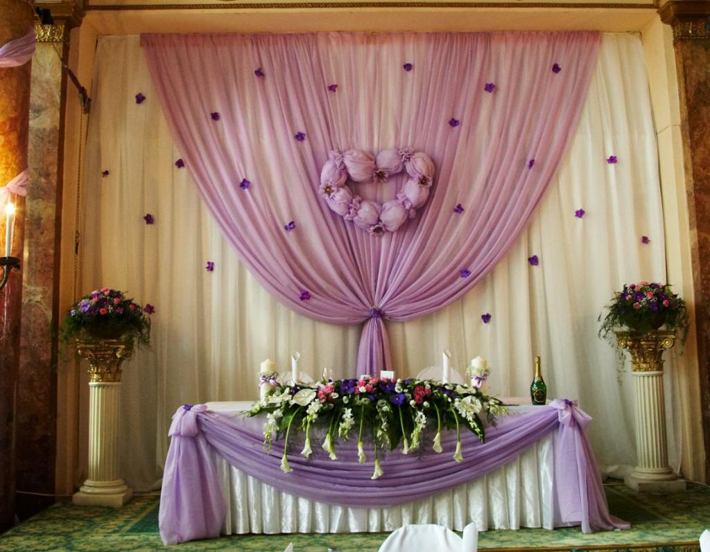 Minimalist small kerala wedding room decorations for Small wedding reception decorations