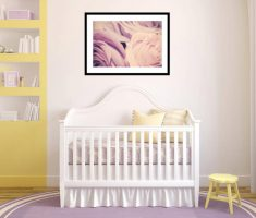 minimalist yellow baby girl rooms colors theme