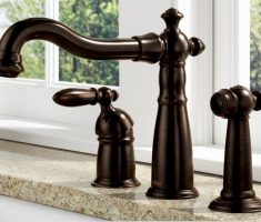 modern delta kitchen faucets oil rubbed bronze