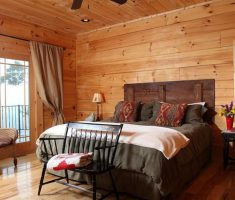 modern rustic barn wood unique headboard ideas bedroom
