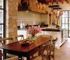 modern rustic mexican kitchen interior design ideas