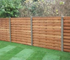 privacy cheap fence panels wooden materials