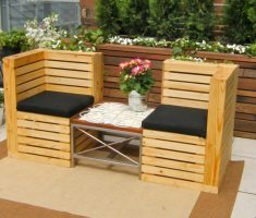 remarkable pallet sofa from recycled wood furniture