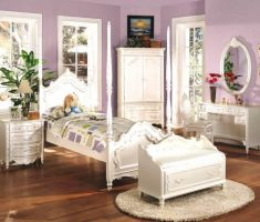 royal girls white bedroom furniture