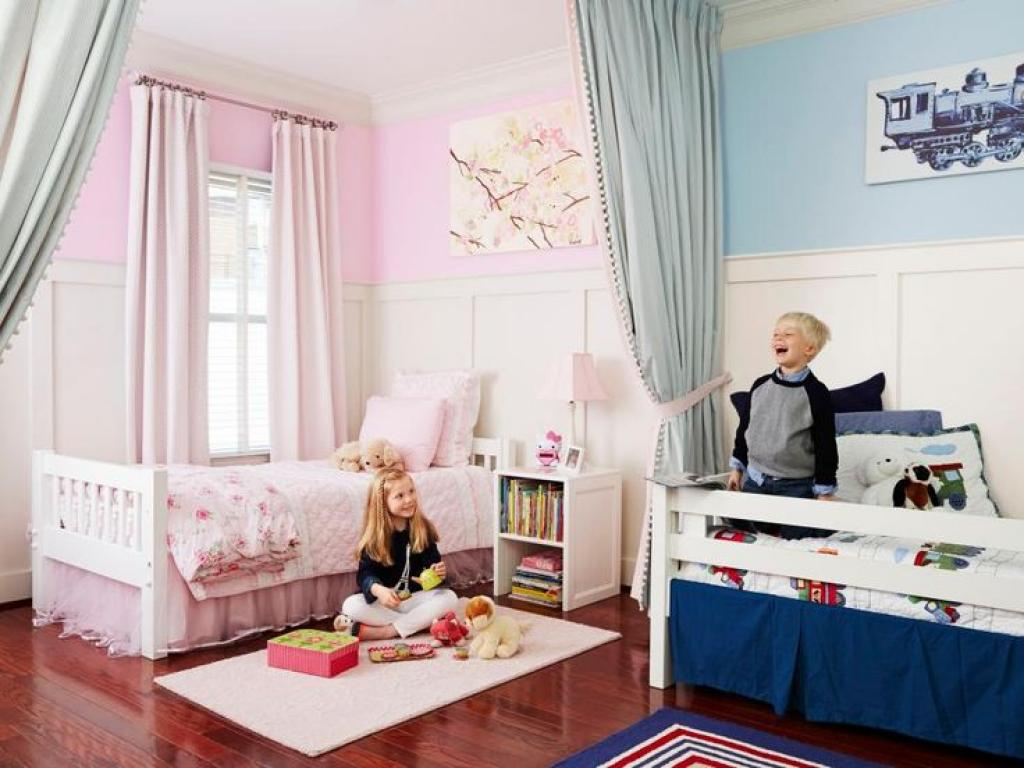 shared-kids-bedroom-for-girl-and-boy-one-room