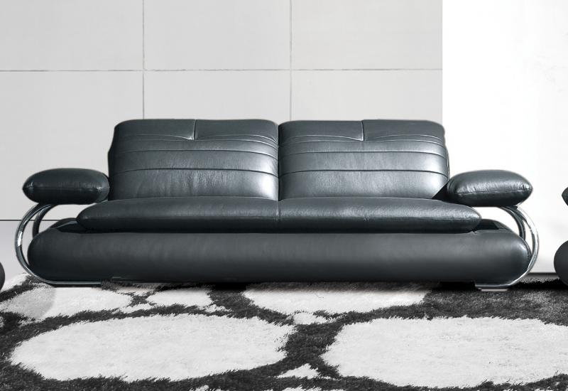 simple-modern-black-leather-sofa