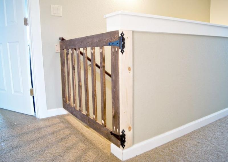 simple-wooden-diy-baby-gates-for-stairs