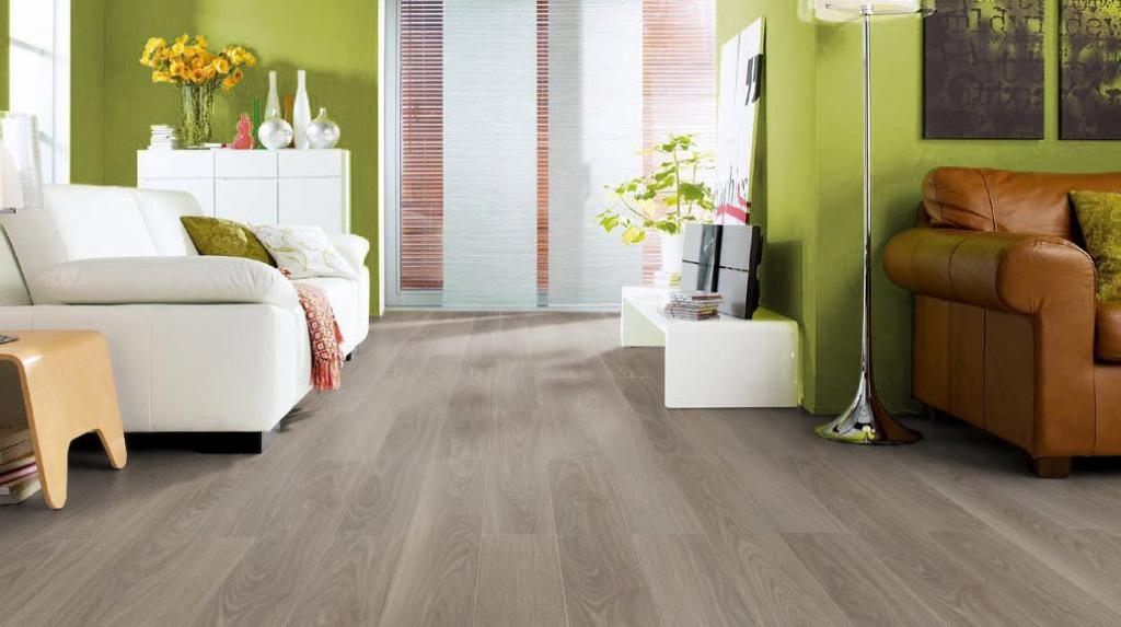 Stunning And Neat Grey Laminate Flooring Living Room Home Inspiring