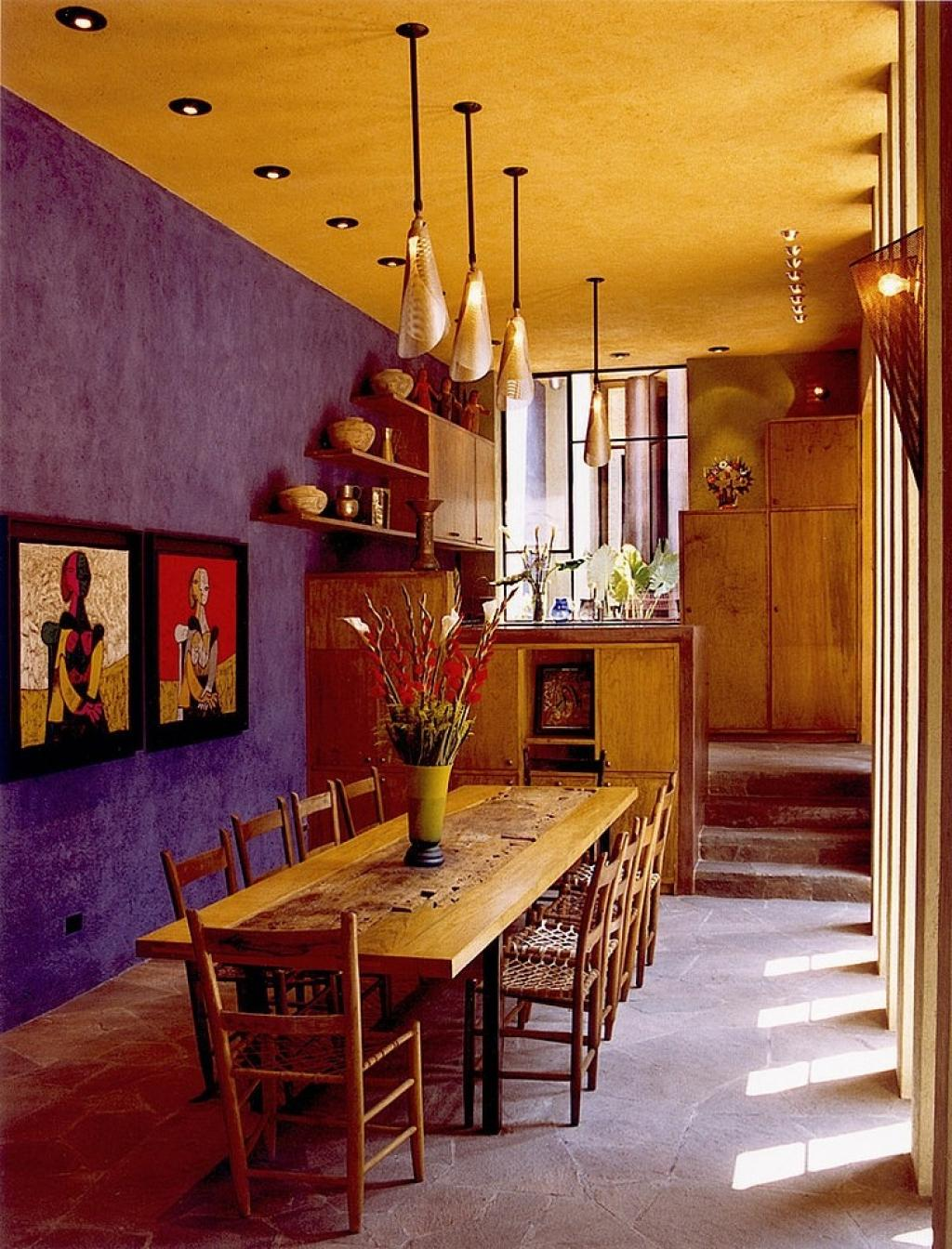 Traditional Interior Design By Ownby: 28 Alluring Contemporary Mexican Interior Design Ideas
