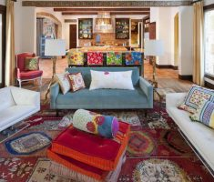traditional mexican interior design living room for rustic mexician home design and decor