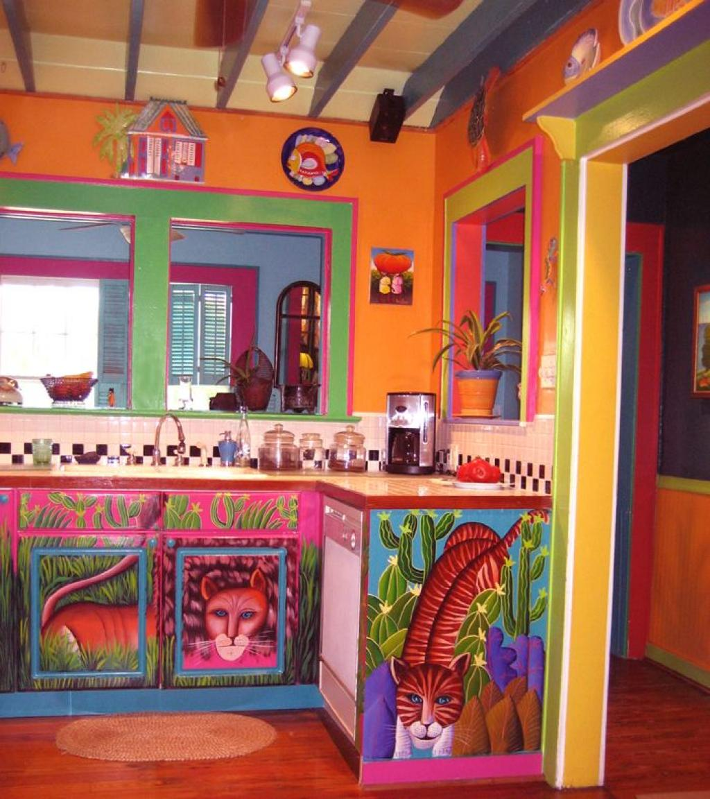traditional mexican kitchen interior design ideas home inspiring