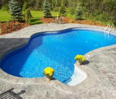 unique fun inground swimming pools for small backyards