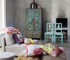 vintage bohemian interior design ideas