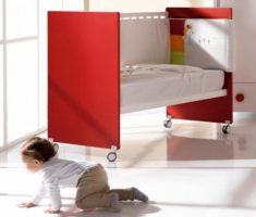 white and red love baby nursery furniture by cambarss