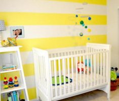 white and yellow baby girl rooms colors theme