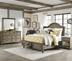 white wooden broyhill bedroom furniture with drawers