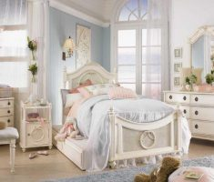 wonder double bed white bedroom furniture for girls