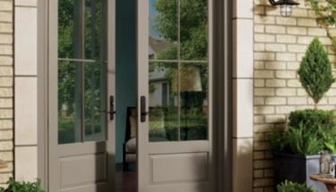 Alluring French Doors Exterior Design