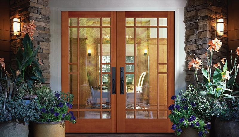 Modern Exterior French Doors Contemporary Modern Exterior French Doors With  Built In Pella To